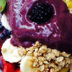Top 3 Açai Bowls on the Gold Coast