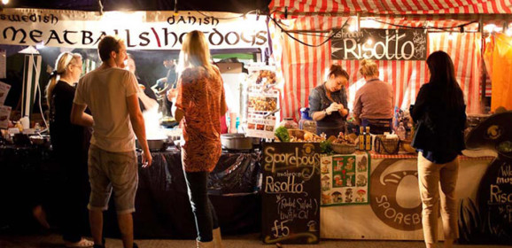 Top 3 Food Markets on the Gold Coast