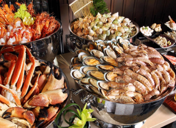 Gold Coast's Top 3 Seafood Buffets